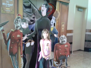 Nothing 'blah blah blah' about 'Hotel Transylvania'