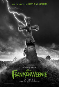 New video trailer and free printable science experiments from 'Frankenweenie'