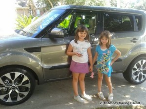 car review Kia Soul