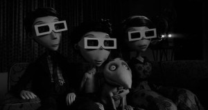 Movie review: 'Frankenweenie' funny and freaky, but not that creepy