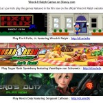 free online wreck it ralph games