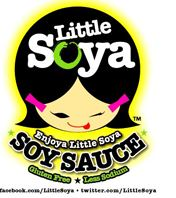 Review, recipes and giveaway for Little Soya Gluten Free Premium Soy Sauce