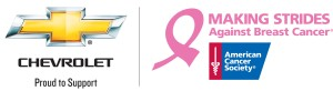 Find out how you and Chevy Houston can make strides against breast cancer