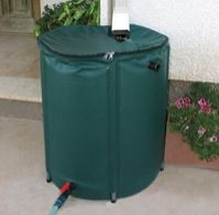 Review: Going green saves green with a rain barrel