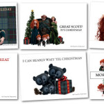 free printable brave christmas cards