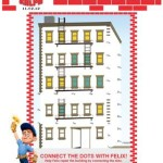free printable wreck it ralph connect the dots