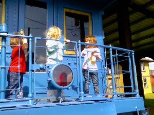 Review of Rosenberg Railroad Museum and your chance for Half Off Tickets