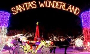 Save on your Santa's Wonderland adventure at College Station