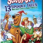 scooby doo holiday chills dvd