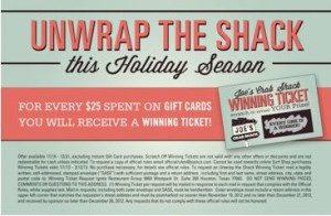 Great Gift Card Guide: Deals for the 2012 Holidays