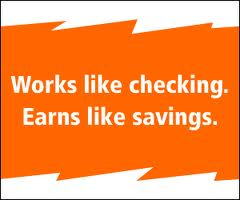 Open an Electric Orange Checking Account and Earn Interest on Deposits: $50 says you will love it