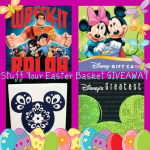 Stuff Your Easter Basket Giveaway (ends March 30)
