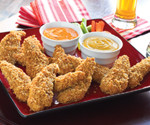 Crunchy Onion Chicken Tenders