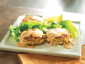 Caroline Crab Cakes with Zesty Remoulade Sauce