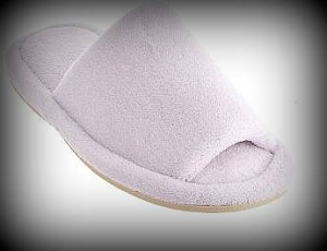 Review: Slip into Nature's Sleep Memory Foam Slippers