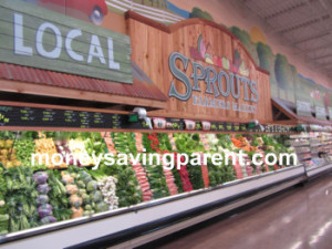 Sprouts Farmers Market:  Sprouting up savings and new stores