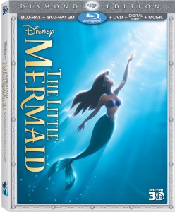Little Mermaid DE Box Art