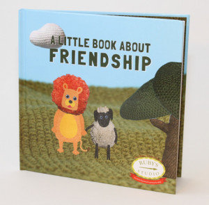 'A Little Book About Friendship' and a big $25 Amazon Gift Card giveaway (ends 10/8)