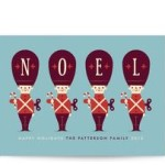 minted holiday greeting cards