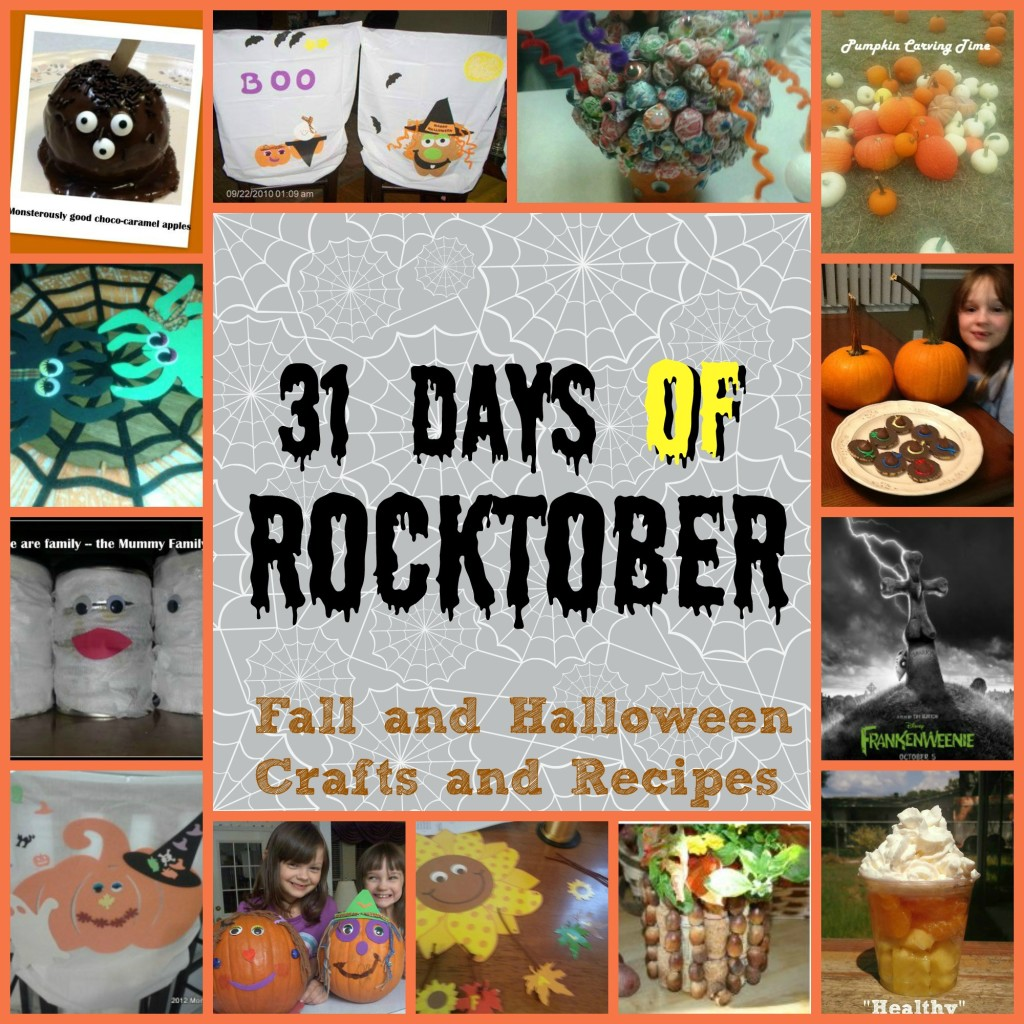 october crafts and recipes