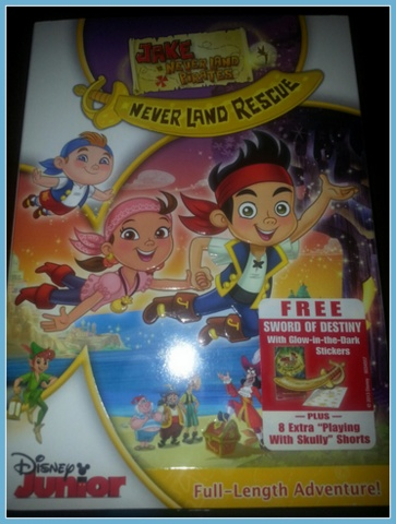 jake neverland pirates neverland rescue
