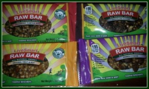 Live smart, snack smart: LiveSmart Bars review