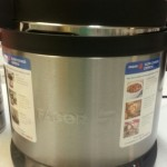 Fagor slow cooker express