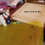 super cool art kit