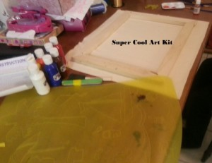 This Super Cool Art Kit is a Day at the Beach (review and giveaway ends 12/16)