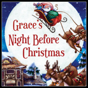 Personalized Night Before Christmas story by MyChronicle Books