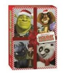 dreamworks holiday collection on dvd