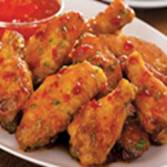 Sweet Chili Asian Chicken Wings recipe