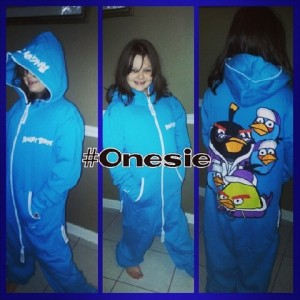 Onepiece onesies are keeping us warm and looking good