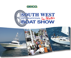 Family fun and adventures at the Southwest International Boat Show