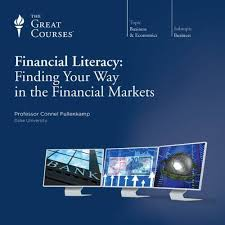 Improve Your Financial Literacy with the Teaching Company's Great Courses