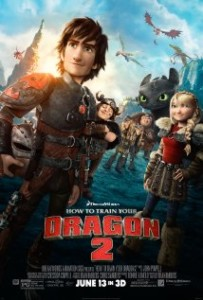 Houston! Free tickets to screener of How to Train Your Dragon 2