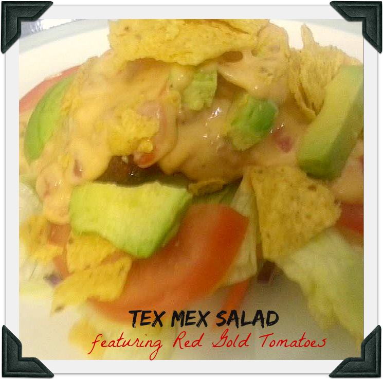 tex mex salad recipe
