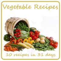 Over 25 fabulous vegetable recipes