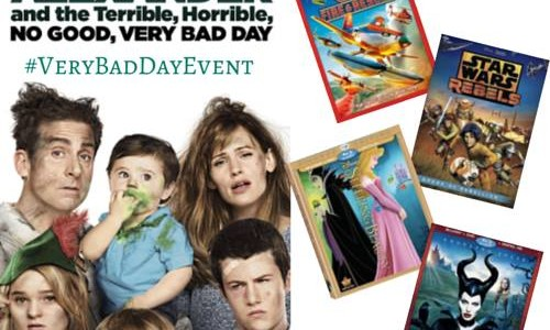 no good horrible very bad day