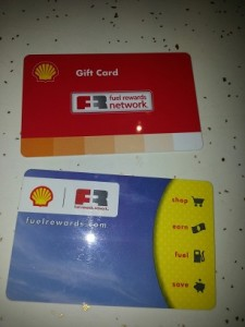 Save at the Pump with Shell Fuel Rewards