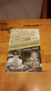 School Lunch in America: The Making of a National Program