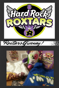 Hard Rock Cafe Roxtars Giveaway! (ends Oct. 28)