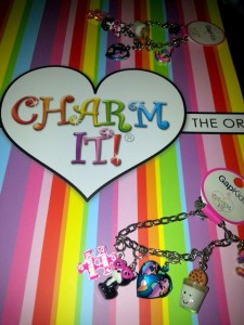 Charm It jewelry and charms are charming!