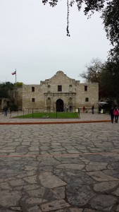 Remembering the Alamo in San Antonio, Texas