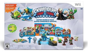 Skylanders Trap Team: Capturing Villains for the Powers of Good