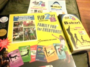 My kids flipped over Flip2BFit games