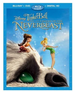 Movie review: Tinker Bell and the Legend of the NeverBeast