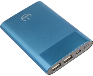 Powering up my gadgets: Zoom Power Bank portable charger