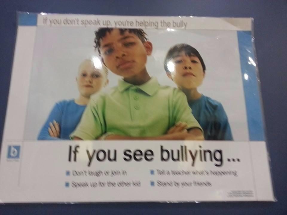if you see a bully