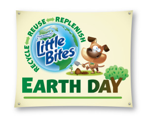 Entenmann's Little Bites celebrates Earth Day with $35 Gift Pack Giveaway